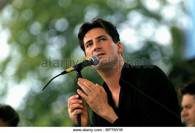 TONY HADLEY SINGER (1988) - Stock Image