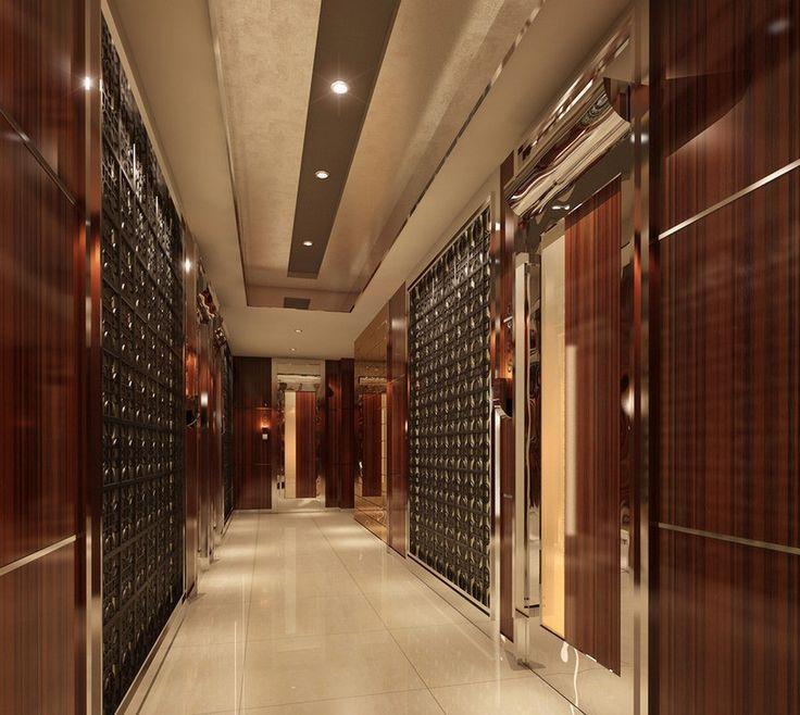 376 best images about k yt v t ja aulatilat tekniikka arkkitehti on pinterest hallway - Decoratie corridor ...
