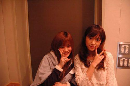 (via FIVE STARS Niigaki Risa & Kamei Eri #83 (2010.11.01))