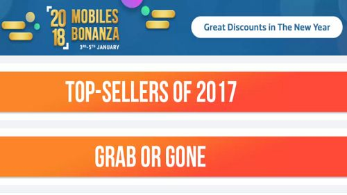 One of the leading e-commerce websites in India, Flipkart has announced their first sale of 2018 called the Flipkart 2018 Bonanza Sale. The sale will start on 3rd January and will go on until 5th January. It includes discounts and offers across smartphone like Google Pixel 2, Pixel 2 XL, Moto G5 Plus, Mi A1 etc. Let's start with the...