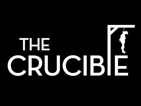 "an analysis of the drama the crucible based upon the 1690s massachusetts witchcraft trials The nobel prize in economics was awarded in 2009 to elinor ostrom for ""her analysis of  they were based upon guaraní practices of  war"" whose drama,."