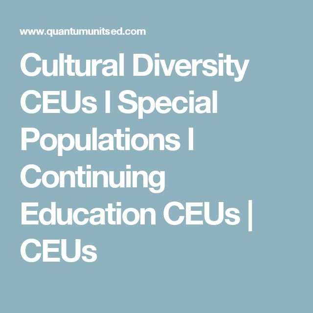 The Effects of Culture on Special Education Services