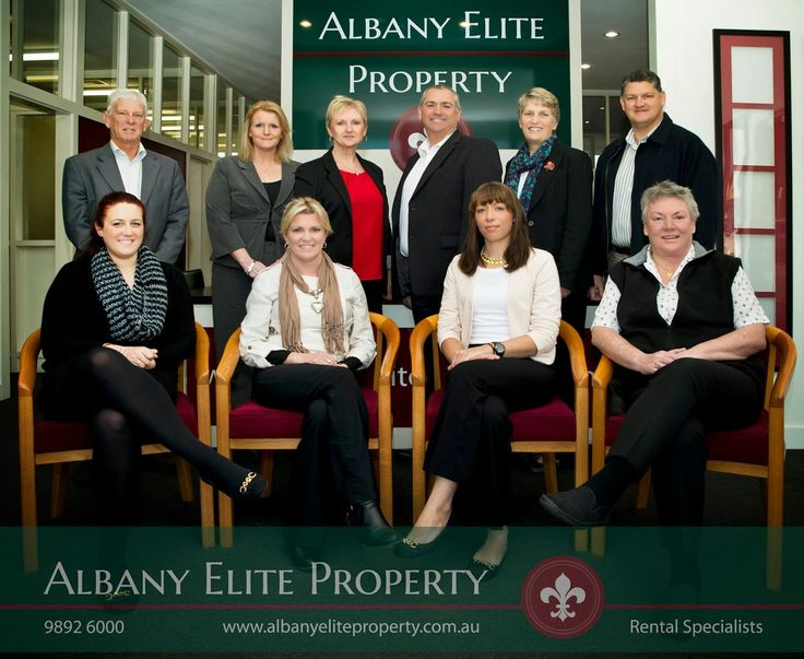 We are the only real estate agency in Albany primarily DEDICATED to SPECIALISING in Property Management.