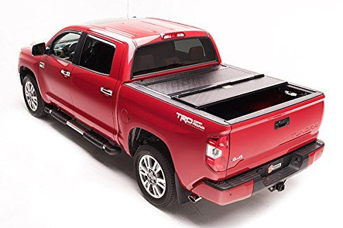 BAK Industries 226409 Tonneau Cover:   The BAKFlip G2 hard folding truck bed cover is the smartest investment when your job calls for a cover that offers full bed access when you need it, and maximum theft protection when you don't. The all-new integrated buckle system allows you to drive with your cover folded, flipped up or closed. Our patented latch system is concealed under the tonneau cover – simply lock your tailgate to secure the contents of your truck bed. The G2 is a perfect c...