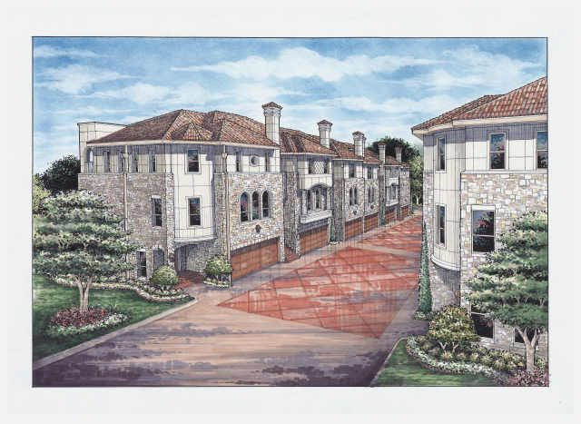 Image result for luxury townhomes dallas tx