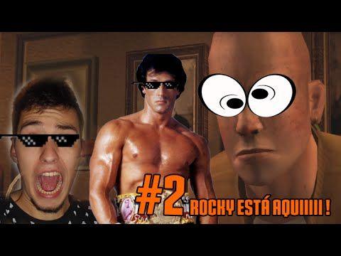 Bully 2# - O ROCKY ESTÁ AQUI !!