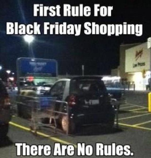 20 Funny Black Friday Memes That Will Make You LOL: 20 Funny Black Friday Memes That Will Make You LOL
