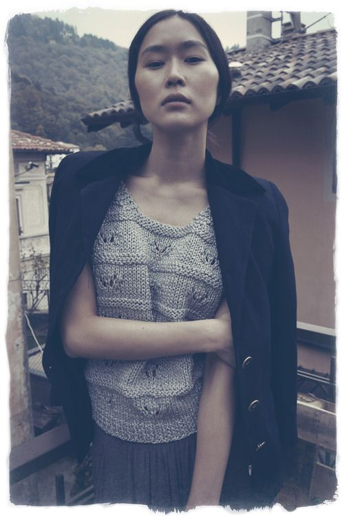 #editorial #magazine #shoot Kei from Japan in #captured in Italy Como Lake by #Maimouna #Barry