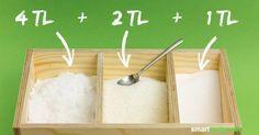 Flüssigwaschmittel zu kochen ist dir zu aufwändig und mit Kastanien wird deine Wäsche nicht sauber? Dann solltest du das Baukasten-Waschmittel ausprobieren!