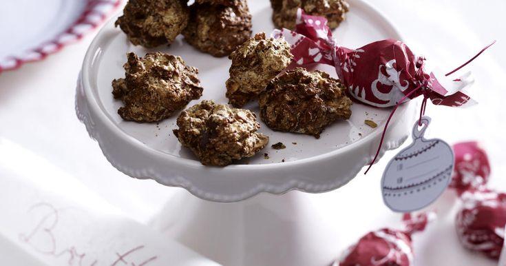 Brutti Ma Buoni (italian Meringue And Nut Cookies)