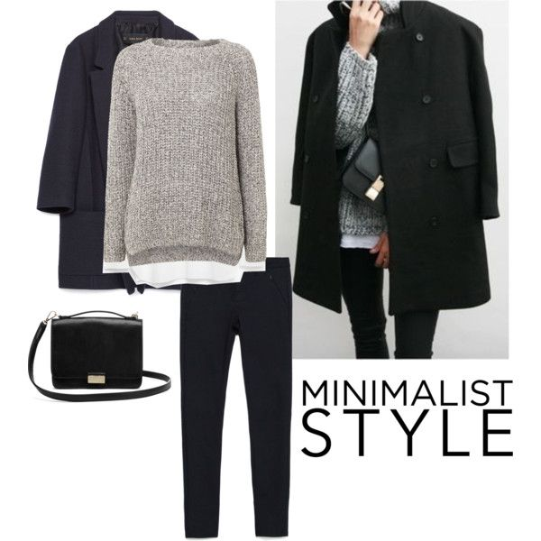 Chic and minimalist wardrobe chic and minimalist wardrobe simplicity by bluehydrangea - Minimalist style homes less means more ...