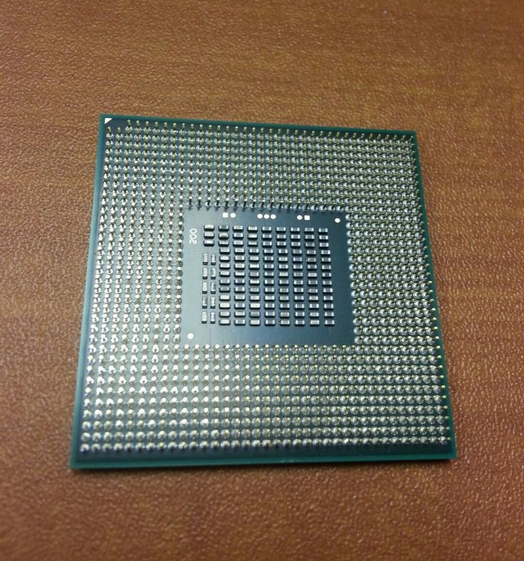 INTEL CORE i7-2820QM 2.3GHZ CPU QUAD CORE PROCESSOR  SR012