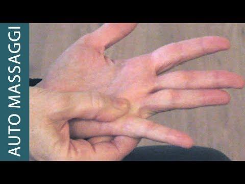 Auto Massaggio delle Mani per il Risveglio (Cervicale, Visceri, Schiena) - YouTube