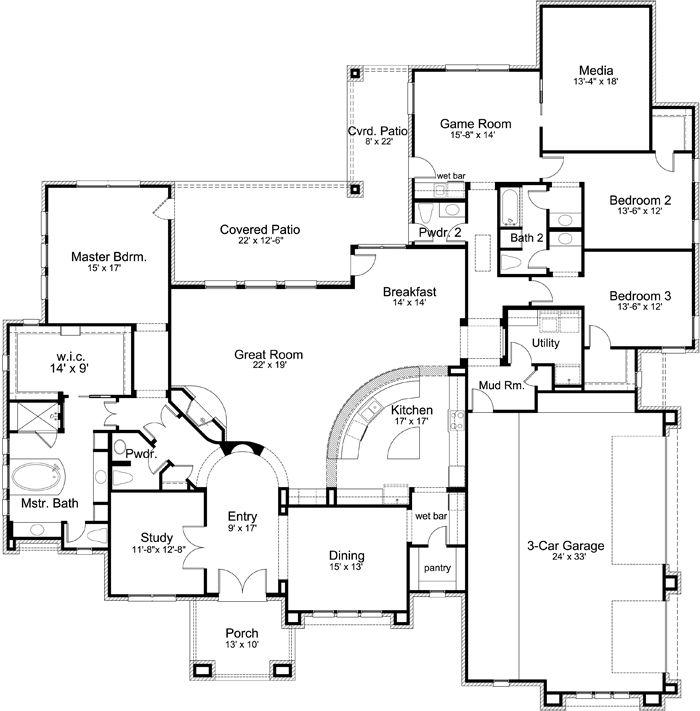 Bathroom Partitions San Antonio: 24 Best House Plans Images On Pinterest