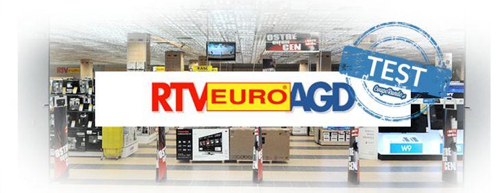 test sklepu RTV Euro AGD http://www.couporando.pl/kupony-rabatowe/rtv-euro-agd