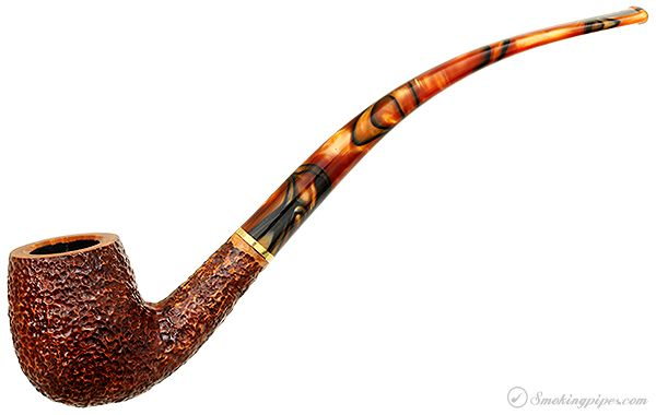 Savinelli Clark's Favorite Rusticated (6mm) Pipes at Smoking Pipes .com