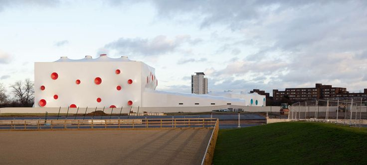 Olympic Shooting Venue / Magma Architecture (6)