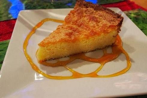 Torta de queso criolla, una exquisita tradición caraqueña