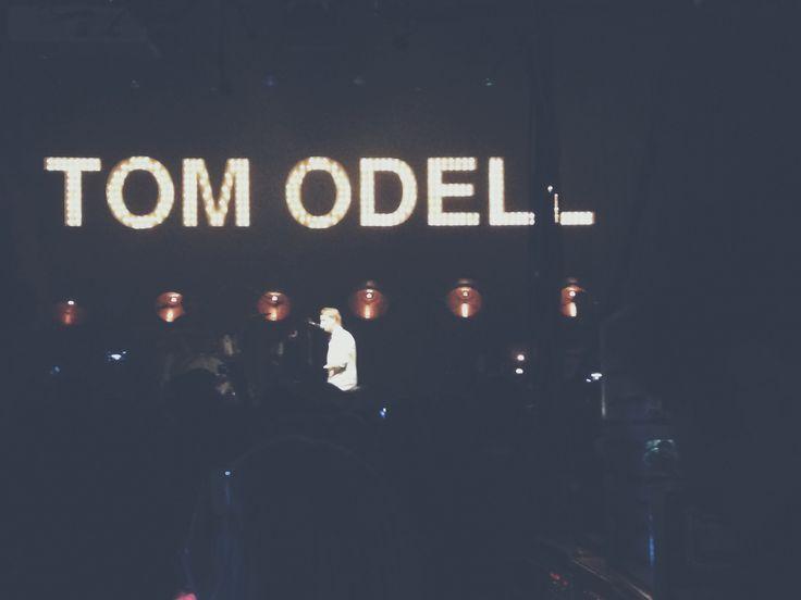 Tom Odell @ Rockefeller last February