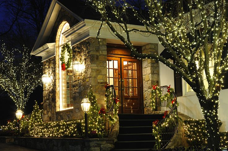 Chez soi les plus belles maison de no l deco noel for Deco de noel maison
