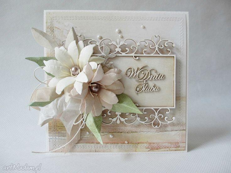 Ślubna pudełku scrapbooking kartki marbella ślub życzenia