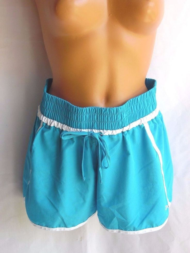 Champion Elastic Waist Athletic Shorts,Medium #Champion #Athletic