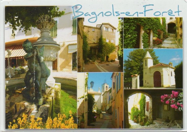 Swap - Arrived: 2017.02.13   ---   Bagnols-en-Forêt is a municipality in Var department in the Provence-Alpes-Côte d'Azur region in southeastern France.