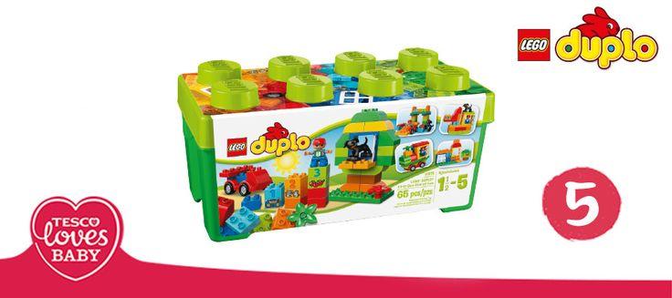Konkurs LEGO DUPLO