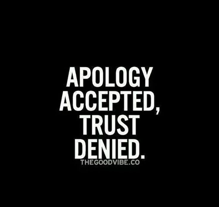 He neve apologized. He would pretend he didn't abuse us, then would say he did but it was 100% justified...