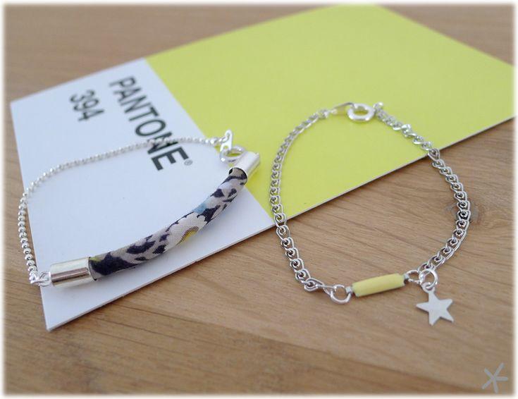 Bracelet liberty histoire d'or