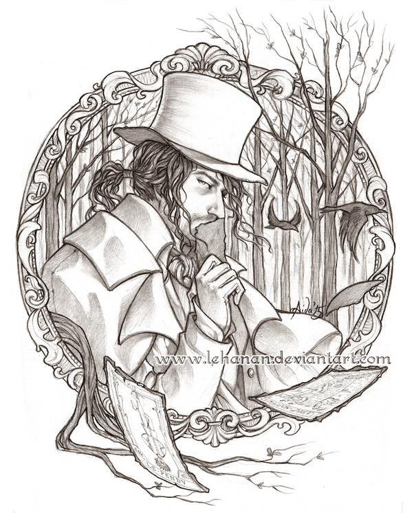 """Childermass by Lehanan at deviantart.com (""""Jonathan Strange & Mr. Norrell"""")"""