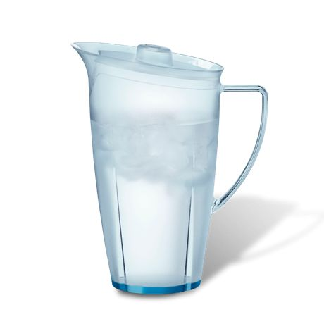 Dzbanek 1,7 l - GRAND CRU OUTDOOR iceblue - DECO Salon. Pitcher perfect for home as well as outside at any time of the year #rosendahl #forhome #kitchenaccessories #water #bbq