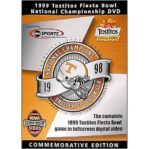 1999 Fiesta Bowl: Tennessee vs. Florida State DVD ** Find out more about the great product at the image link.