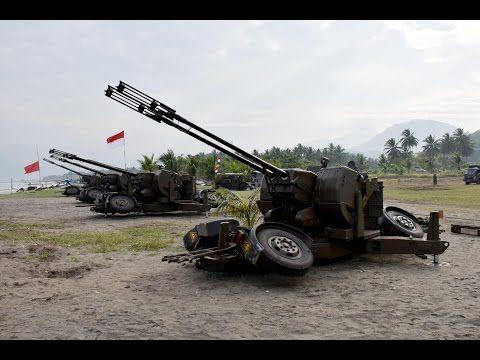 Video Uji Fungsi Meriam Artileri Pertahanan Udara Korps Marinir – JakartaGreater