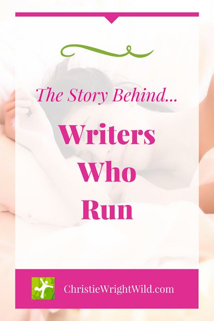 How Writers Who Run got started | tips for writers | tips for runners