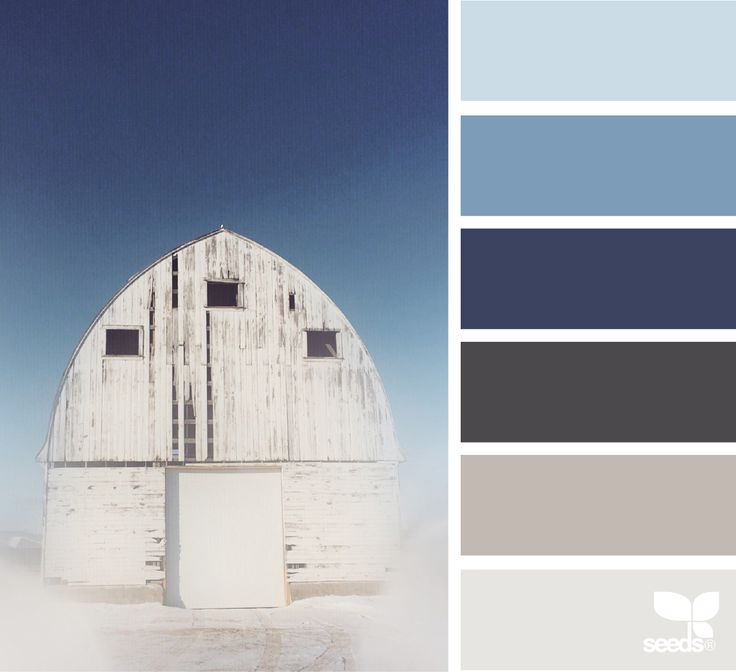 { winter hues } image via: @designseeds