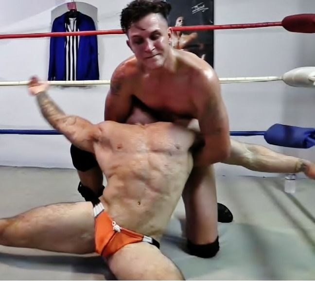 from Julian gay wrestling submission holds