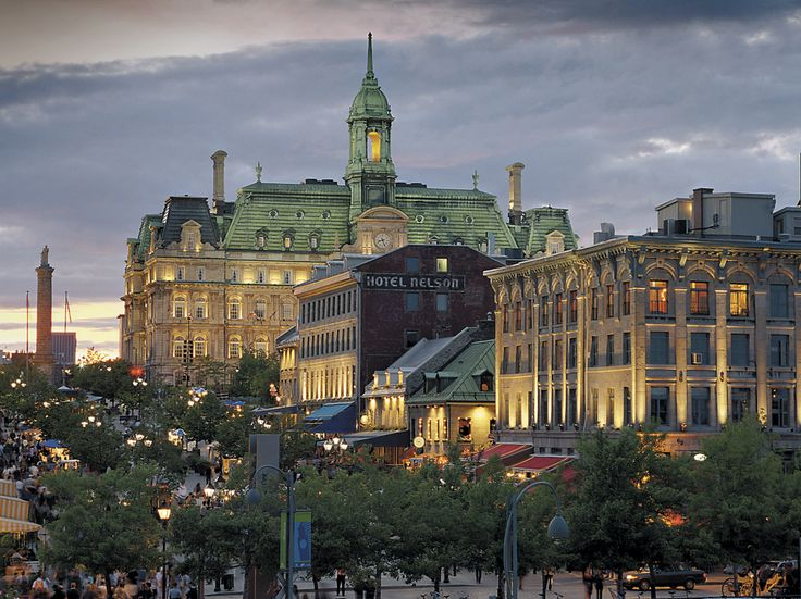 Place Jacques Cartier--Old Montreal