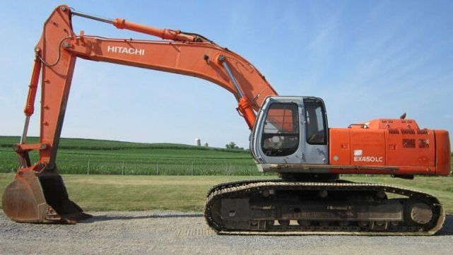 Pin On Best Hitachi Ex450lc 5 Excavator Service Repair Manual