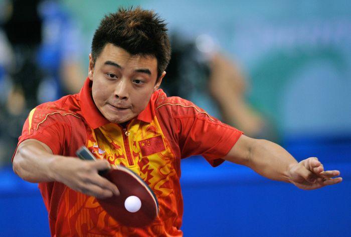 Wang Hao, cambiando el tenis de mesa para siempre