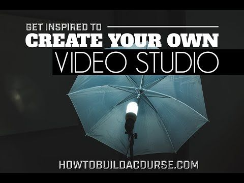 Create Your Own Studio Video Blog Episode 1 – How To Build A Course