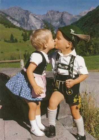 Jonge liefde in Oostenrijk