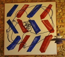 My friend, Giovanni Colazzo, is a wonderful artist.