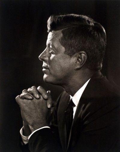 JFK -yousuf karsh