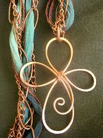 LilyGirl Jewelry: Casual Copper~Another pretty jewelry inspiration