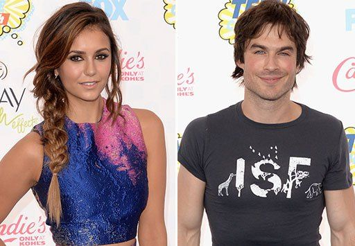 Congratulations to ‪#‎TVD‬, Nina Dobrev, Ian Somerhalder, and Candice Accola on their Teen Choice Awards!