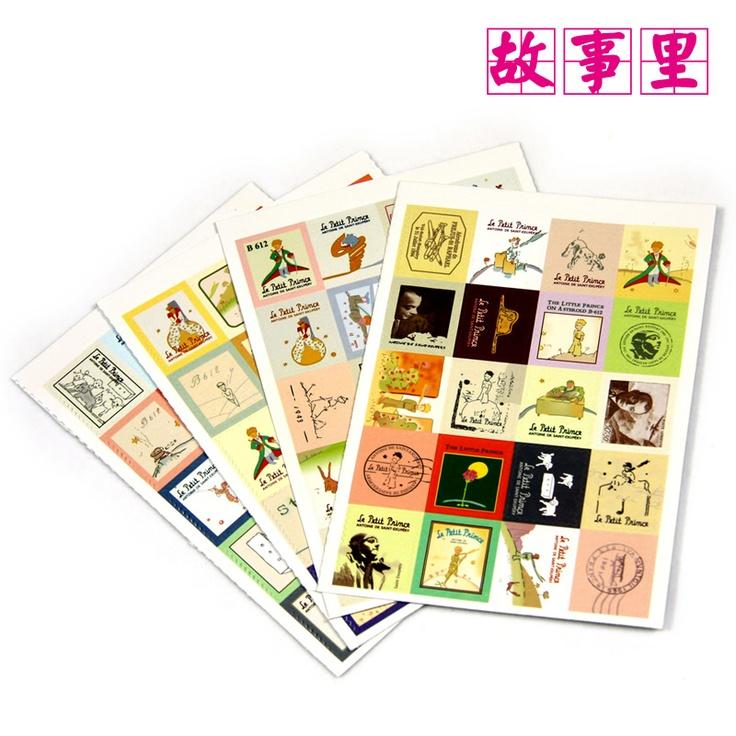 марки-наклейки