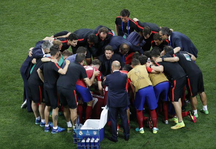 Fotos: Real Madrid - Atlético: la final de la Champions 2016 en imagenes | Deportes | EL PAÍS