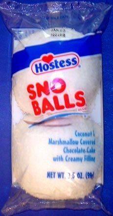 Hostess Snoballs 99 Gram -Snoep - Online Snoep Bestellen - Grootste Online Snoepwinkel