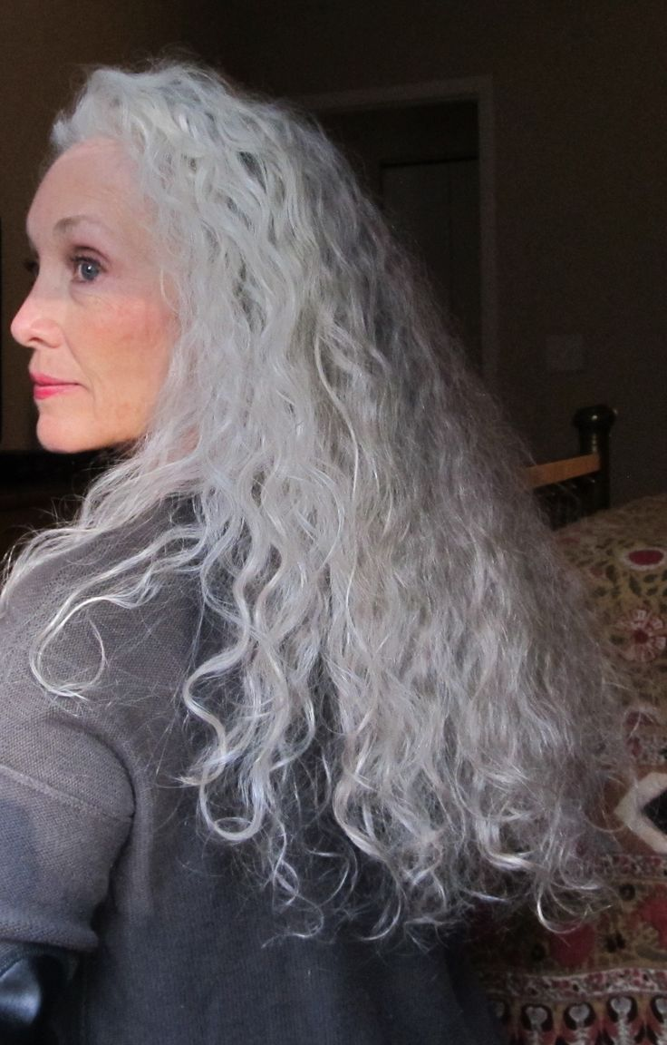 17 Best Ideas About Long Gray Hair On Pinterest Silver